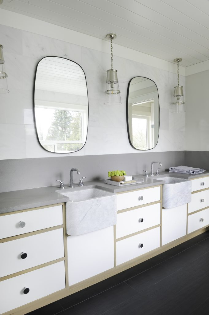 Nordic Master Bathroom Langley