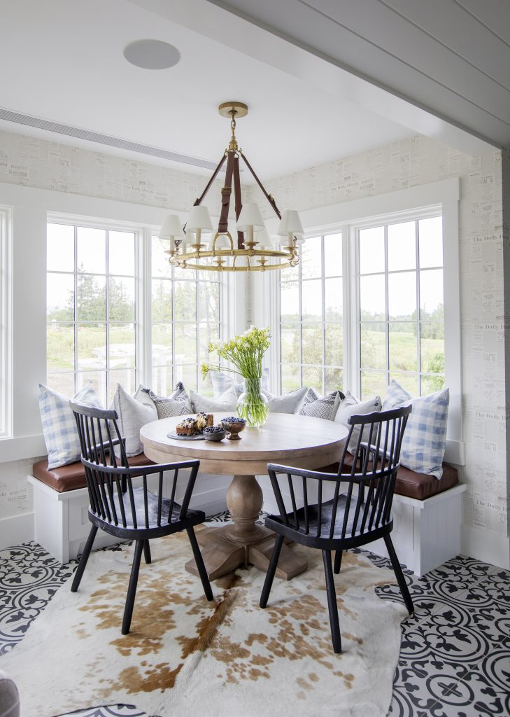 Langley Dining room design