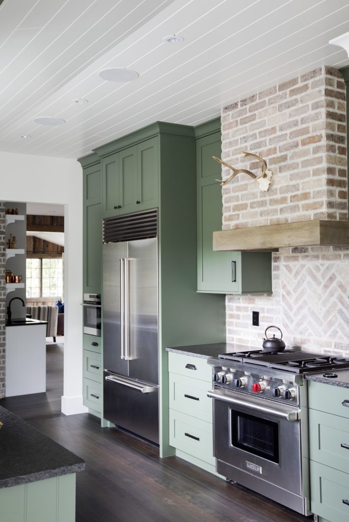 Langley Kitchen design