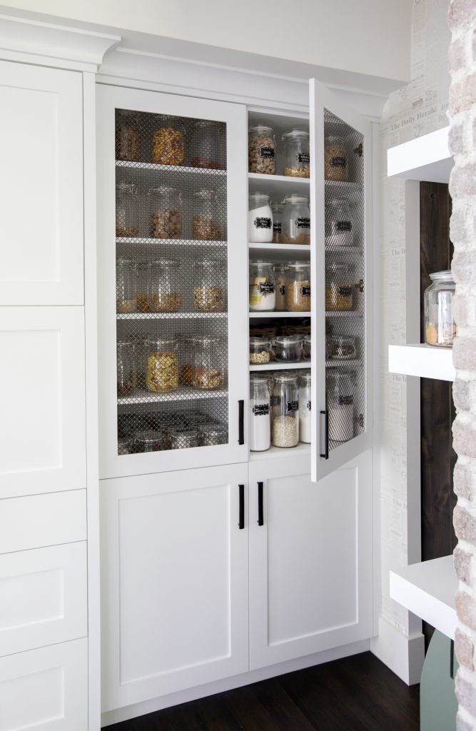 Langley Pantry design